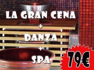 LGC + SPA + DANZA 79€