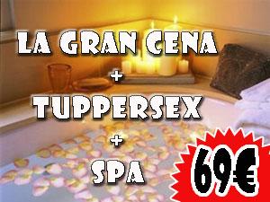 LGC+ SPA + TUPPERSEX 69€