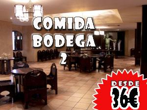 Comida Bodega 2