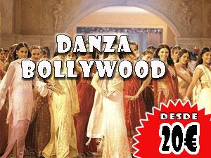 Danza Bollywood, desde 20€ por persona