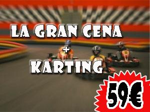 LGC + Karting 59€
