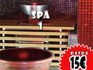 Spa 1, Desde 15€ por persona
